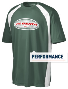 Algeria Men's Dry Zone Colorblock T-Shirt