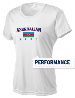 Azerbaijan Women's Competitor Performance T-Shirt