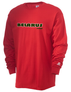 Belarus  Russell Men's Long Sleeve T-Shirt