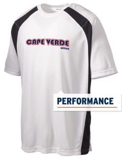 Cape Verde Men's Dry Zone Colorblock T-Shirt