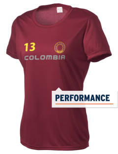 Colombia Women's Competitor Performance T-Shirt