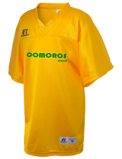 Comoros Russell Kid's Replica Football Jersey