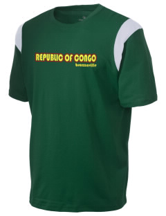 Republic of Congo Holloway Men's Rush T-Shirt