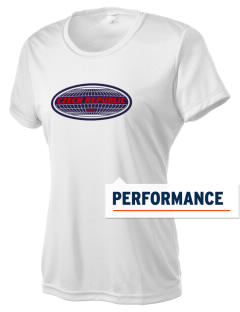 Czech Republic Women's Competitor Performance T-Shirt