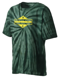 Dominica Kid's Tie-Dye T-Shirt