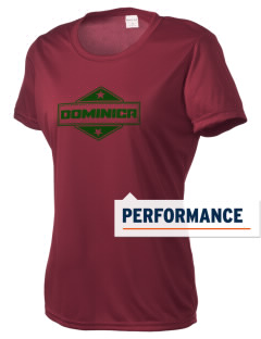 Dominica Women's Competitor Performance T-Shirt