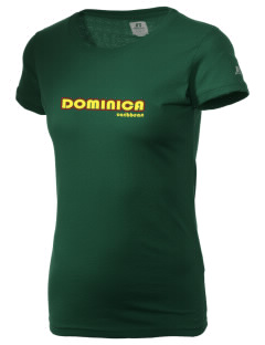 Dominica  Russell Women's Campus T-Shirt