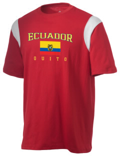 Ecuador Holloway Men's Rush T-Shirt