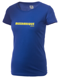 Mozambique  Russell Women's Campus T-Shirt