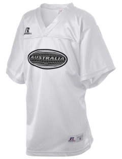 Nauru Russell Kid's Replica Football Jersey