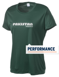 Pakistan Women's Competitor Performance T-Shirt