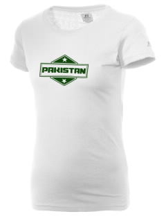 Pakistan  Russell Women's Campus T-Shirt