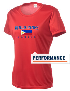 Philippines Women's Competitor Performance T-Shirt
