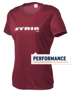 Syria Women's Competitor Performance T-Shirt