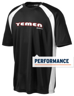 Yemen Men's Dry Zone Colorblock T-Shirt