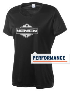 Yemen Women's Competitor Performance T-Shirt