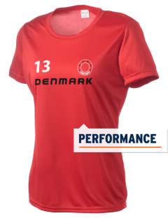 Denmark Women's Competitor Performance T-Shirt