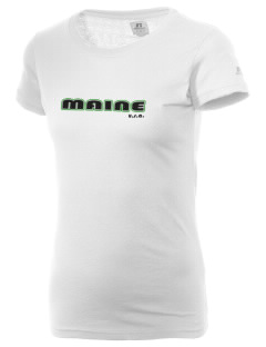 Maine  Russell Women's Campus T-Shirt