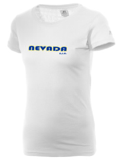 Nevada  Russell Women's Campus T-Shirt