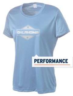 Oklahoma Women's Competitor Performance T-Shirt