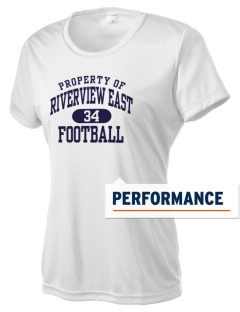 Riverview East Academy Hawks Women's Competitor Performance T-Shirt