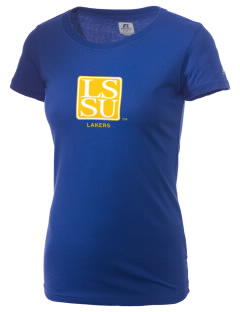 Lake Superior State University Lakers  Russell Women's Campus T-Shirt
