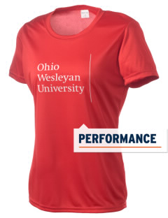Ohio Wesleyan University Battling Bishops Women's Competitor Performance T-Shirt