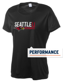 Seattle University Redhawks Women's Competitor Performance T-Shirt