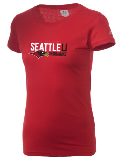 Seattle University Redhawks  Russell Women's Campus T-Shirt
