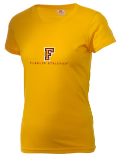 Flagler College Saints  Russell Women's Campus T-Shirt