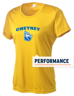 Cheyney University Wolves Women's Competitor Performance T-Shirt