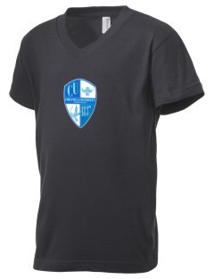 Cheyney University Wolves Kid's V-Neck Jersey T-Shirt