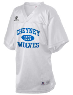 Cheyney University Wolves Russell Kid's Replica Football Jersey