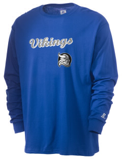 Berry College Vikings  Russell Men's Long Sleeve T-Shirt
