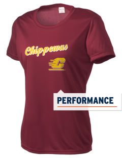 Central Michigan University Chippewas Women's Competitor Performance T-Shirt