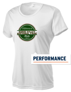 Kobuk Valley National Park Women's Competitor Performance T-Shirt