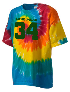 Lake Mead National Recreation Area Kid's Tie-Dye T-Shirt