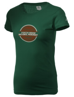 Yucca House National Monument  Russell Women's Campus T-Shirt