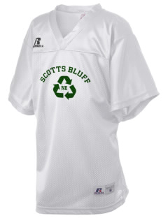 Scotts Bluff National Monument Russell Kid's Replica Football Jersey