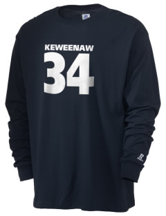 Keweenaw National Historical Park  Russell Men's Long Sleeve T-Shirt