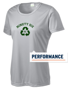 Ninety Six National Historic Site Women's Competitor Performance T-Shirt