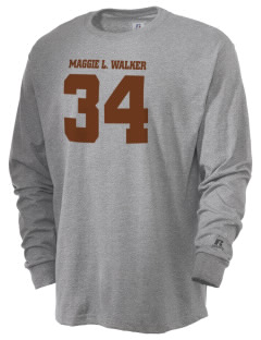 Maggie L. Walker National Historic Site  Russell Men's Long Sleeve T-Shirt