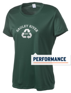 Gauley River National Recreation Area Women's Competitor Performance T-Shirt