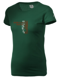 Baltimore-Washington Parkway  Russell Women's Campus T-Shirt