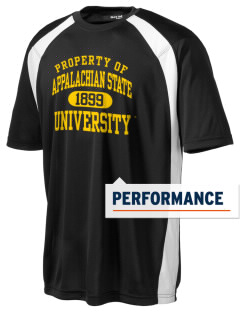 Appalachian State University Mountaineers Men's Dry Zone Colorblock T-Shirt