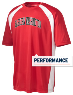 Eastern Washington University Eagles Men's Dry Zone Colorblock T-Shirt