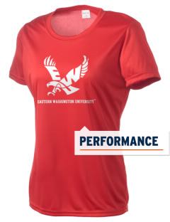 Eastern Washington University Eagles Women's Competitor Performance T-Shirt