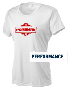 Foreman Women's Competitor Performance T-Shirt
