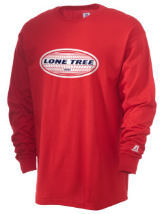 Lone Tree  Russell Men's Long Sleeve T-Shirt