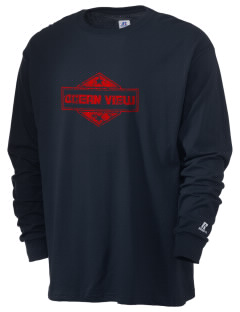 Ocean View  Russell Men's Long Sleeve T-Shirt